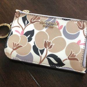 Kate Spade Cameron Breezy Floral Wallet